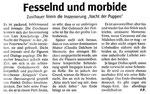 Westdeutsche Allgemeine Zeitung WAZ (Ausgabe DB), Duisburg 19.06.2007