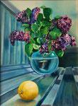 """""""Flieder"""" (30x40) 2014"""