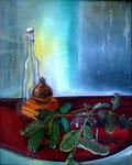 """""""Walnusszweig"""" (40x50) 2013"""