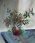 """""""Vogelbeeren"""" (40x50) 2011"""