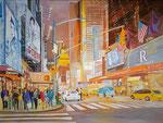 """New York"" (80x60) 2019"