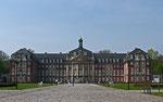 Das Fürstbischöflische Schloß - heute zur Universität gehörend