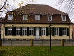 Altes Pfarrhaus von 1826
