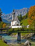 Wallfahrtskirche Ramsau