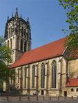 Liebfrauen-Überwasserkirche von Südost