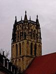 Turm der Überwasserkirche