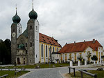 Klosterkirche Seeon gegr. 1111