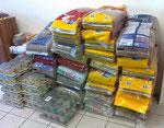 Futterspenden, Futterspenden, Futterspenden: Das benötigen wir für die Tiere!