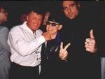 Die Scorpions und Ralf Seeger