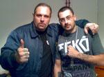 Ralf Seeger und Rapper Sido