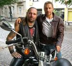 Ralf Seeger und Richy Müller