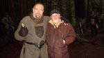Bill, Co-Regisseur und Redaktionsassistent am Set, war angetan von Ralf Seegers Leistungen ...
