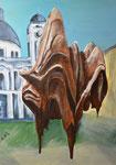 Die Caldera- Acryl 60 x 80