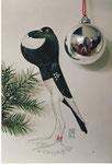 Weihnachtskarte von Zfr. Schwenk (verstorben)