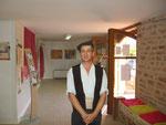 Bruno : Musicien et régie son