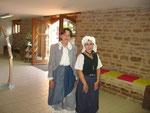 Heloise et Virginie Jouent Heloise et Fanny