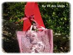 Petit sac fille - Créa 15 Octobre 2011