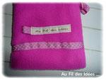 """Housse polaire pour """"mini appareil photo"""" - Créa décembre 2011"""
