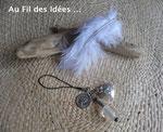 """Bijou de portable """"Chic & sympa"""" - Création avril 2011"""