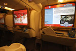 Sitze Emirates Business Class
