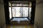 Pavillion Suite Badewanne und offene Dusche