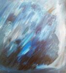 Acrylique sur toile- LE Gorille- 80x80