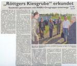 Generalanzeiger Schönebeck vom 26. April 2009