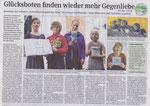 Volksstimme Schönebeck vom 5. Juli 2012