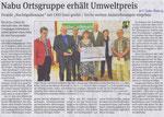 Schönebecker Volksstimme vom 12. Juli 2012