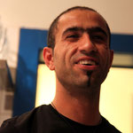 Ahmet Sazdili, Inhaber des Restaurant Akropolis