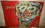 Ein ganz ein bunter Clown