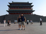 Zhengyangmen gate, Tiananmen Square