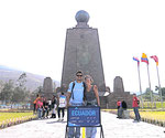 Mitad del Mundo, Quito, Ecuador (Aug 2012)