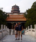 Standing atop the Longevity Hill, the Tower of Buddhist Incense is the highest building in the Summer Palace