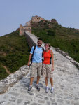The Great Wall of China - Jinshanling to Simatai section