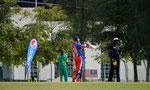Batting against Nigeria