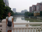 Deborah in Chengdu, China