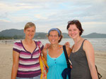 Langkawi Beach with Gemma (Creamy) and Lauren (Coconut)
