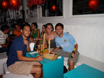 "sushi night in Cartagena, Colombia with our sometimes resident guest blogger - John ""Juan Boy"" Mestas (Sep 2012)"