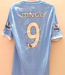 Dingo's Blue Moon FC shirt (Nov 2011)
