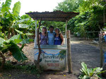 "Isla Ometepe, Nicaragua with our amazing friend Ali ""Princess Backpacker"" Auber (Nov 2012)"