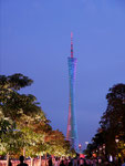 Canton Tower is the centre piece of Guangzhou