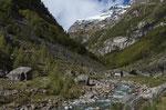 Maiensäss im Valle Verzasca