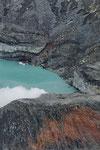 Kratersee, Volcán Poás