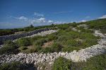 Mauern im Karst