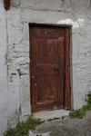 Tür in Parga