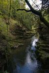 Gorges de l'Areuse, Jura neuchâtelois