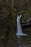 Wasserfall im Berner Jura