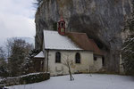 Kapelle in der Verenaschlucht