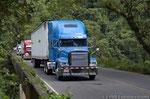 Trucks im Parque Nacional Braulio Carrillo